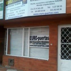 Euro Puertas en Bogotá