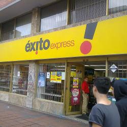 Éxito Express Carrera 7 con Calle 60 en Bogotá