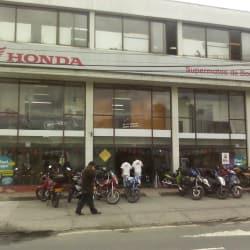 Honda Supermotos de Bogotá Carrera 24 en Bogotá