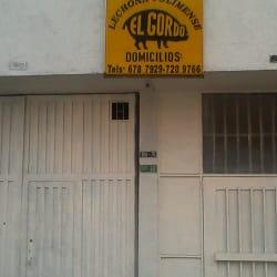 Lechona Tolimense el Gordo en Bogotá
