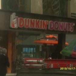 Dunkin' Donuts Carrera 15 con 92 en Bogotá