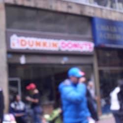 Dunkin' Donuts Carrera 7 con 17 en Bogotá