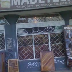 Pisos y Molduras Madetech en Bogotá