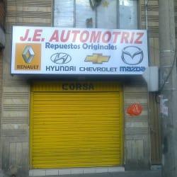 J.E. Automotriz en Bogotá