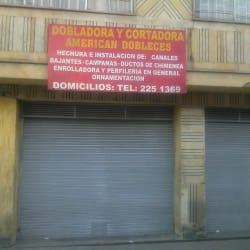 American Dobleces en Bogotá