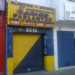 Alarmas Y Sonido 27 en Bogotá