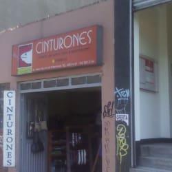 Cinturones en Bogotá