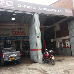 Centro de Lubricación la 32 en Bogotá