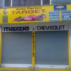 Auto Partes Target en Bogotá