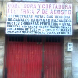 Electrica 7 De Agosto en Bogotá