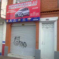 AutoRepuestos J.C en Bogotá