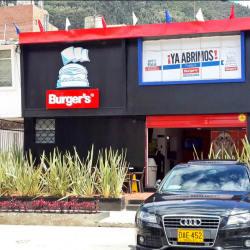 Burger's en Bogotá