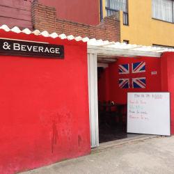 Food & Beverage en Bogotá