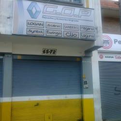 Repuestos Gop Baterias Willard en Bogotá