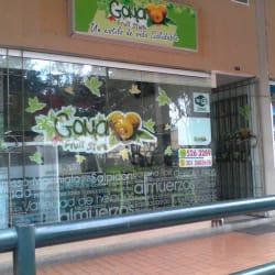 Goman Fruit Store en Bogotá
