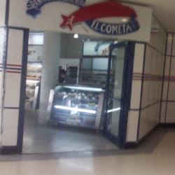 Panaderia y Biscocheria El Cometa en Bogotá