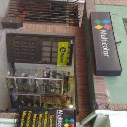Papeleria Multicolor en Bogotá