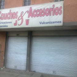 Cauchos y Accesorios J Y V en Bogotá