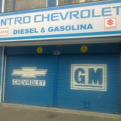 Centro Chevrolet en Bogotá