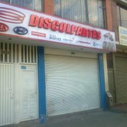 DiscolPartes en Bogotá