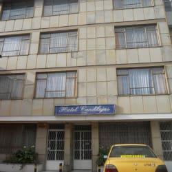 Hotel Candilejas en Bogotá