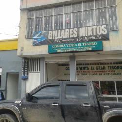 Billares Mixtos El Campeón De Marinilla en Bogotá