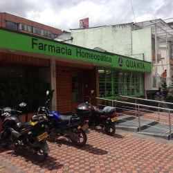 Farmacia Homeopática Quanta en Bogotá