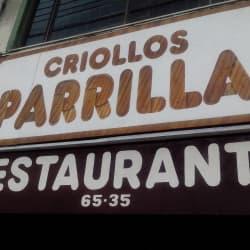 Criollos Parrilla en Bogotá