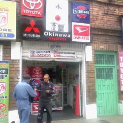 Almacén Okinawa Repuestos en Bogotá