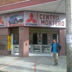 Almacén Centro Montero en Bogotá
