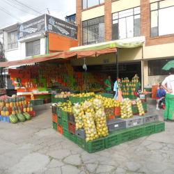 Frutas y Verduras de la 68 en Bogotá