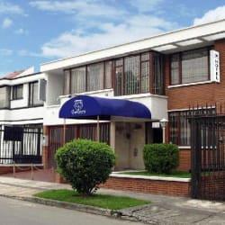 Hotel Casa Navi en Bogotá