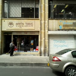 Martin Torres en Bogotá