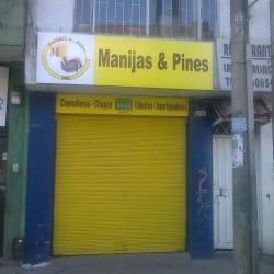 Manijas & Pines en Bogotá