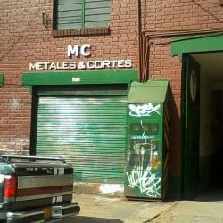 Mc Metales y Cortes en Bogotá