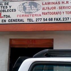 Mundial de Cortes y Dobleces ltda en Bogotá