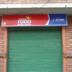 Paga Todo Para Todo Calle 5C con 57 en Bogotá