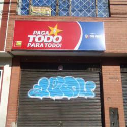 Paga Todo Para Todo  Transversal 60 en Bogotá