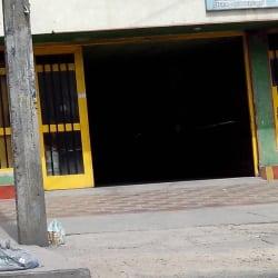 Parqueadero Carrera 24 en Bogotá