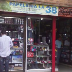 Papeleria la 38 en Bogotá