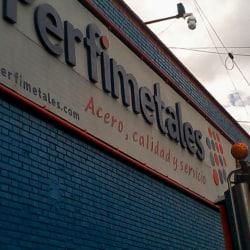 Perfimetales y Laminas Ltda en Bogotá