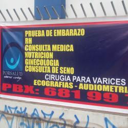 Porsalud IPS en Bogotá