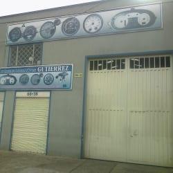 Automanometros Gutierrez  en Bogotá