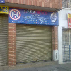 Distrifrenos Hervar en Bogotá