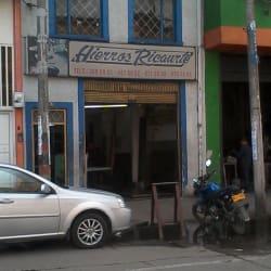 Hierros Ricaurte en Bogotá