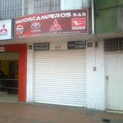 Imporcamperos S.A.S en Bogotá