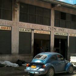 Reconstructora de Motores Jaime Angel en Bogotá