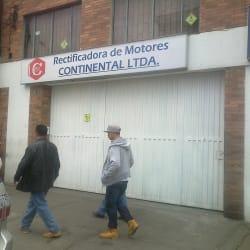 Rectificadora de Motores Continental en Bogotá