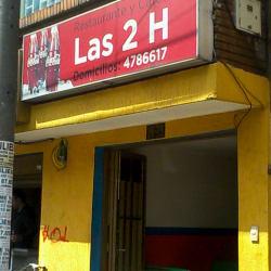 Restaurante Cafetería Las 2H en Bogotá