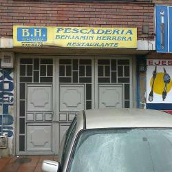 Pescadería Benjamin Herrera en Bogotá